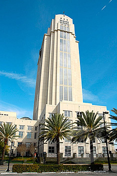 Orange County Courthouse Orlando Florida